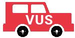 icone d'un VUS